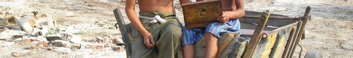 Искоренување на детската сиромаштија